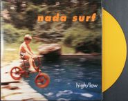 Nada Surf, High / Low [150 Gram Orange Vinyl Me Please Issue] (LP)
