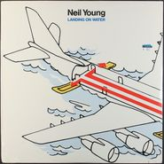 Neil Young, Landing On Water (LP)