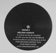 "Omar S, Nelson County (12"")"