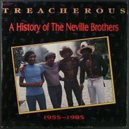 The Neville Brothers, Treacherous: A History of the Neville Brothers 1955-1985 (LP)