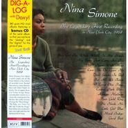 Nina Simone, The Legendary First Recordings In New York City, 1957 (LP)
