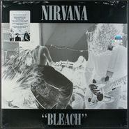 Nirvana, Bleach [Remastered 180 Gram Vinyl] (LP)