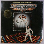 Bee Gees, Saturday Night Fever [1977 Issue OST] (LP)