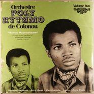 Orchestre Poly-Rythmo de Cotonou Dahomey, Echos Hypnotiques, Vol. 2  (LP)