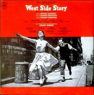 Cast Recording [Stage], West Side Story [Original Broadway Cast] (CD)