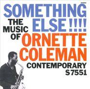 Ornette Coleman, Something Else!!!! The Music Of Ornette Coleman (LP)