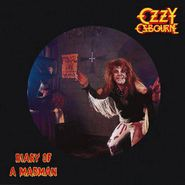 Ozzy Osbourne, Diary Of A Madman [Remastered 2011 Picture Disc] (LP)