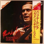 Paco de Lucia, Flamenco Guitar [Japanese Issue] (LP)