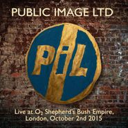 Public Image Limited, Live At O2 [Record Store Day Clear Vinyl] (LP)