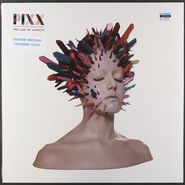 Pixx, The Age Of Anxiety [Dark Blue Vinyl] (LP)