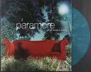 Paramore, All We Know Is Falling [Teal / White Marble Vinyl] (LP)