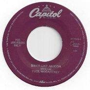 "Paul McCartney, Biker Like An Icon / Things We Said Today [White Vinyl] (7"")"