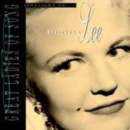 Peggy Lee, Spotlight On Peggy Lee (CD)
