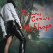 Perfume Genius, No Shape [Clear with Red Splatter Vinyl] (LP)