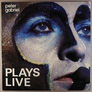 Peter Gabriel, Plays Live (LP)