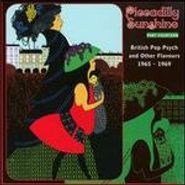 Various Artists, Piccadilly Sunshine Part Fourteen: British Pop Psych & Other Flavours 1965-1969 (CD)