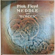 Pink Floyd, Meddle [Israeli Pressing, Red Label] (LP)