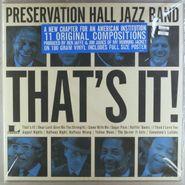 Preservation Hall Jazz Band, That's It! [180 Gram Vinyl] (LP)