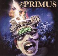 Primus, Antipop (CD)