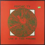 Psychic TV, Live At Thee Pyramid [UK Issue] (LP)