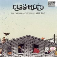 Quasimoto, The Further Adventures Of Lord Quas (CD)