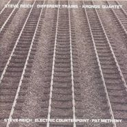 Steve Reich, Reich: Different Trains / Electric Counterpoint (CD)