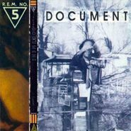 R.E.M., Document [180 Gram Vinyl] (LP)