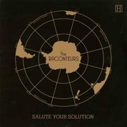 """The Raconteurs, Salute Your Solution (12"""")"""