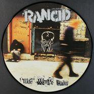Rancid, Life Won't Wait [Picture Disc] (LP)