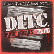 D.I.T.C., Rare Breaks (Stack Two) (CD)