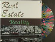 "Real Estate, Reality EP [Rainbow Splatter Vinyl] (12"")"