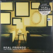 Real Friends, The Home Inside My Head [White Vinyl] (LP)