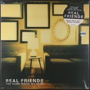 Real Friends, The Home Inside My Head [Milky Vinyl with Black Clouds] (LP)