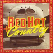 Various Artists, Red Hot + Country (CD)