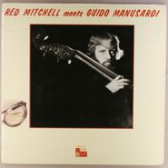 Red Mitchell, Red Mitchell Meets Guido Manusardi (LP)