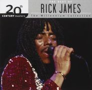 Rick James, The Best Of Rick James - 20th Century Masters - The Millennium Collection (CD)