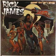 Rick James, Bustin' Out Of L Seven (LP)