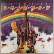 Rainbow, Ritchie Blackmore's Rainbow [Yellow Marble Vinyl] (LP)
