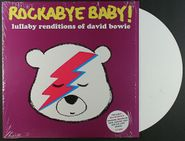 Rockabye Baby!, Lullaby Renditions Of David Bowie [Record Store Day White Vinyl Issue] (LP)