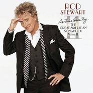 Rod Stewart, As Time Goes By...The Great American Songbook Volume II (CD)