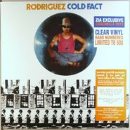 Rodriguez, Cold Fact [Ltd. Ed/Clear Vinyl/Numbered/Coachella Only] (LP)