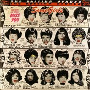 The Rolling Stones, Some Girls [Die Cut, Celebrity Faces] (LP)