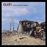 Rush, A Farewell To Kings [Remaster] (CD)