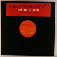"She Wants Revenge, Written In Blood [Red Vinyl Promo] (12"")"