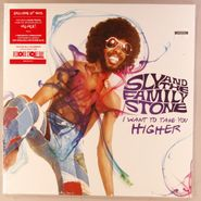 """Sly & The Family Stone, I Want To Take You Higher (10"""")"""
