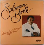 Solomon Burke, Lord, I Need A Miracle Right Now (LP)