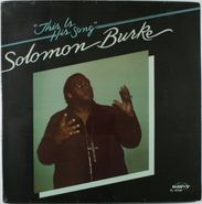 Solomon Burke, This Is His Song (LP)