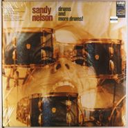 Sandy Nelson, Drums And More Drums! (LP)