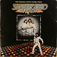Bee Gees, Saturday Night Fever [OST] [Signed By Barry Gibb] (LP)