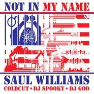 Saul Williams, Not in My Name (CD)